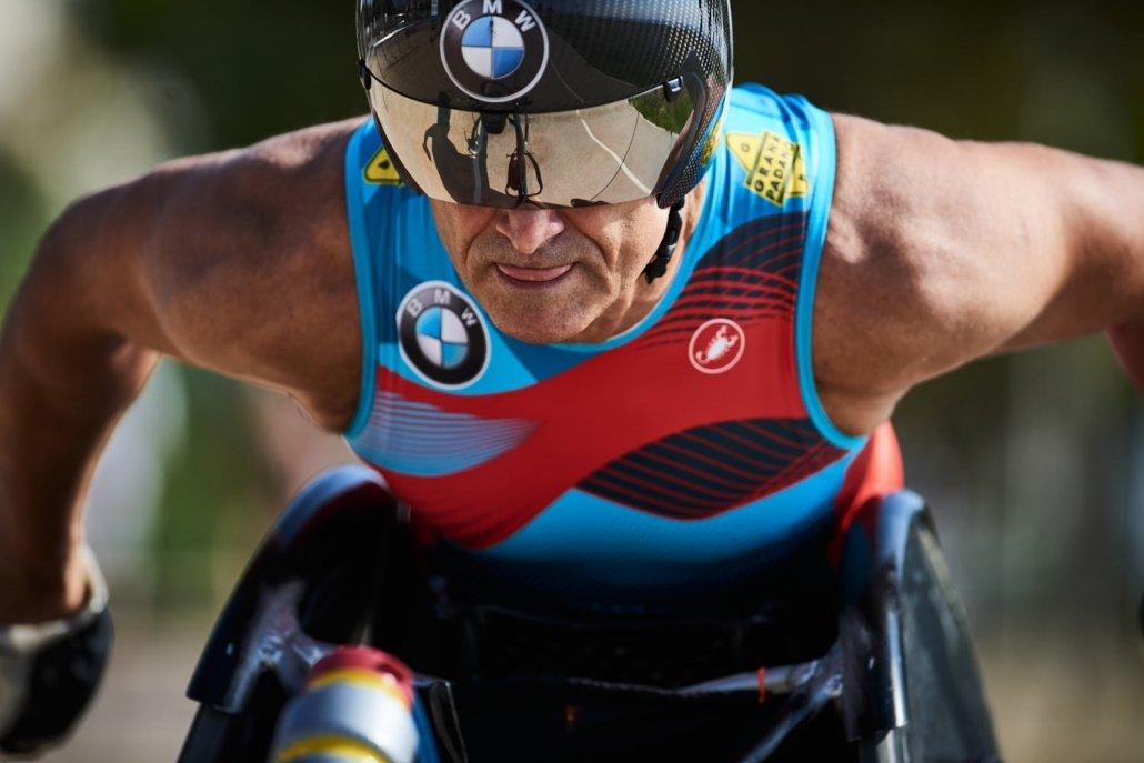 Alessandro Zanardi - Ironman