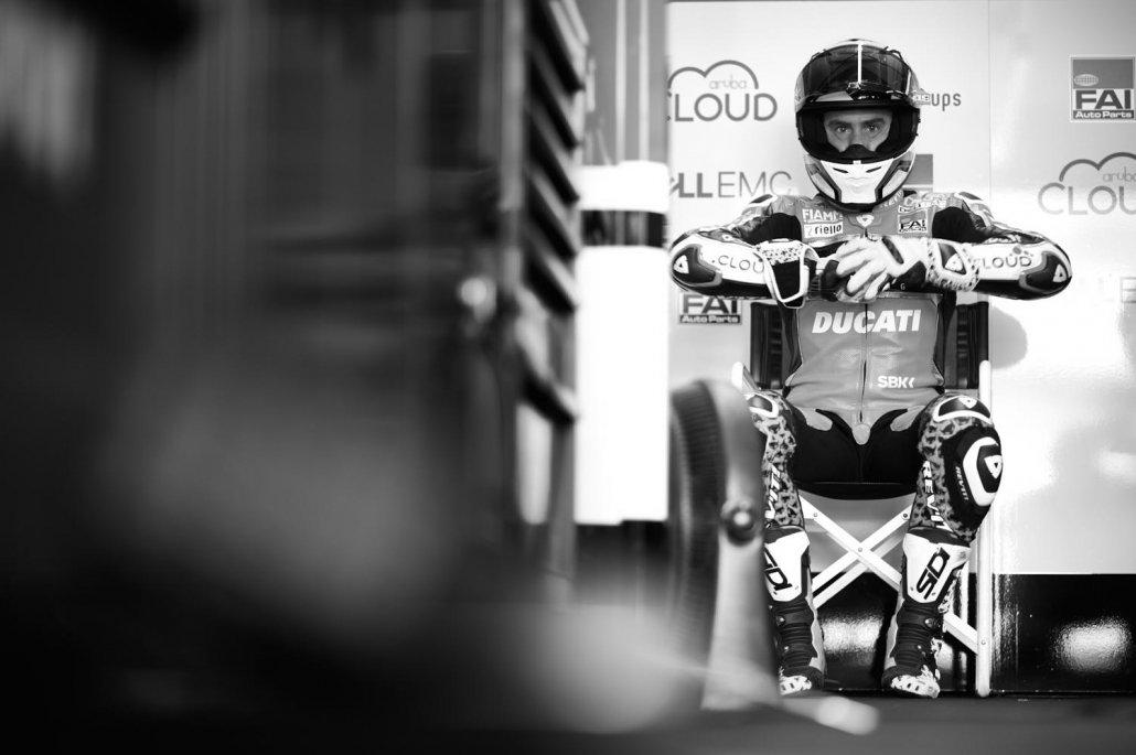 Alvaro Bautista - Ducati Superbike