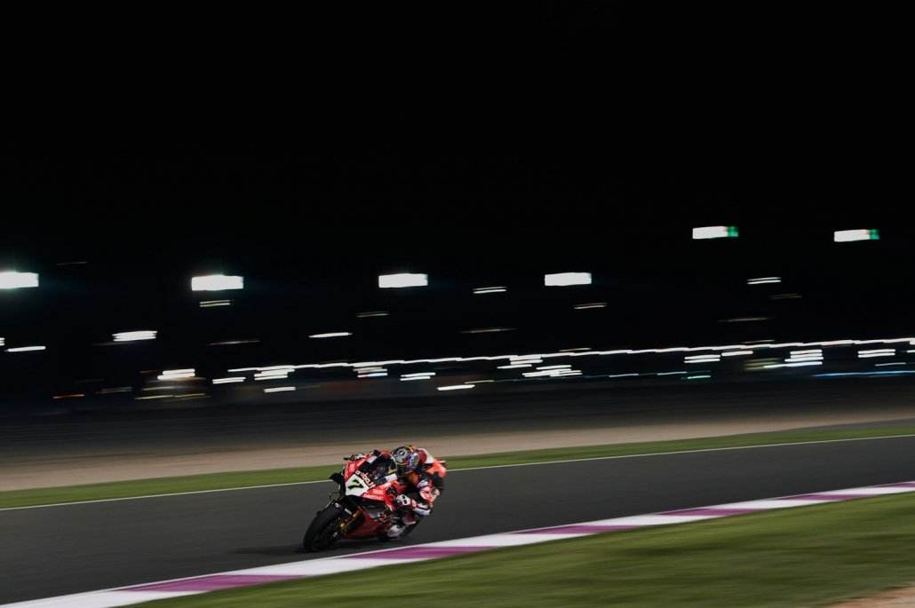 Chaz Davies - Ducati Superbike