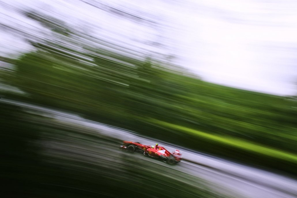 Scuderia Ferrari - Canada