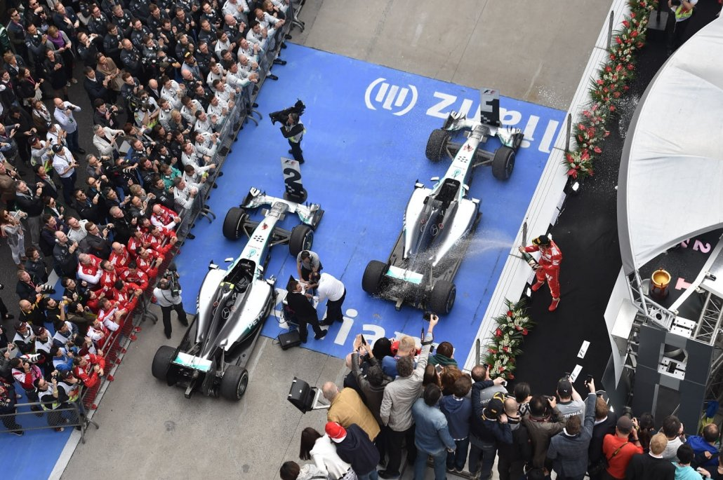Formula 1 Chinese GP
