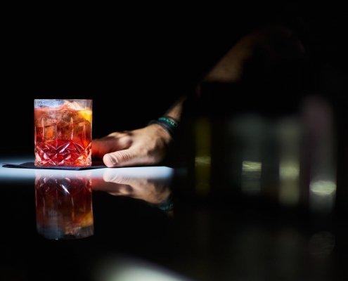 Fotografo commerciale - Barman