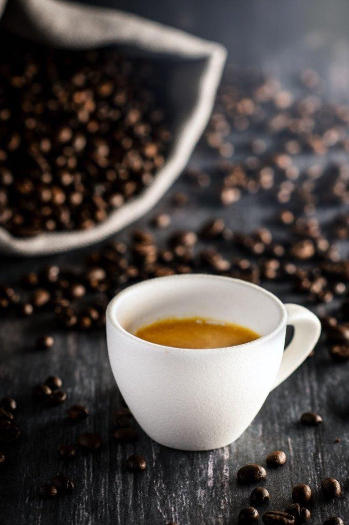 Fotografo commerciale - Caffe