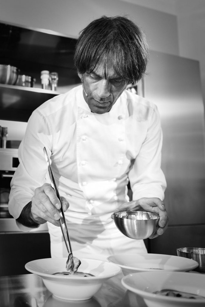 Fotografo food - Davide Oldani