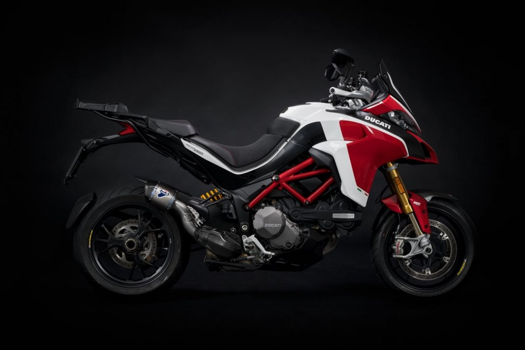 Fotografo still life - Ducati Multistrada