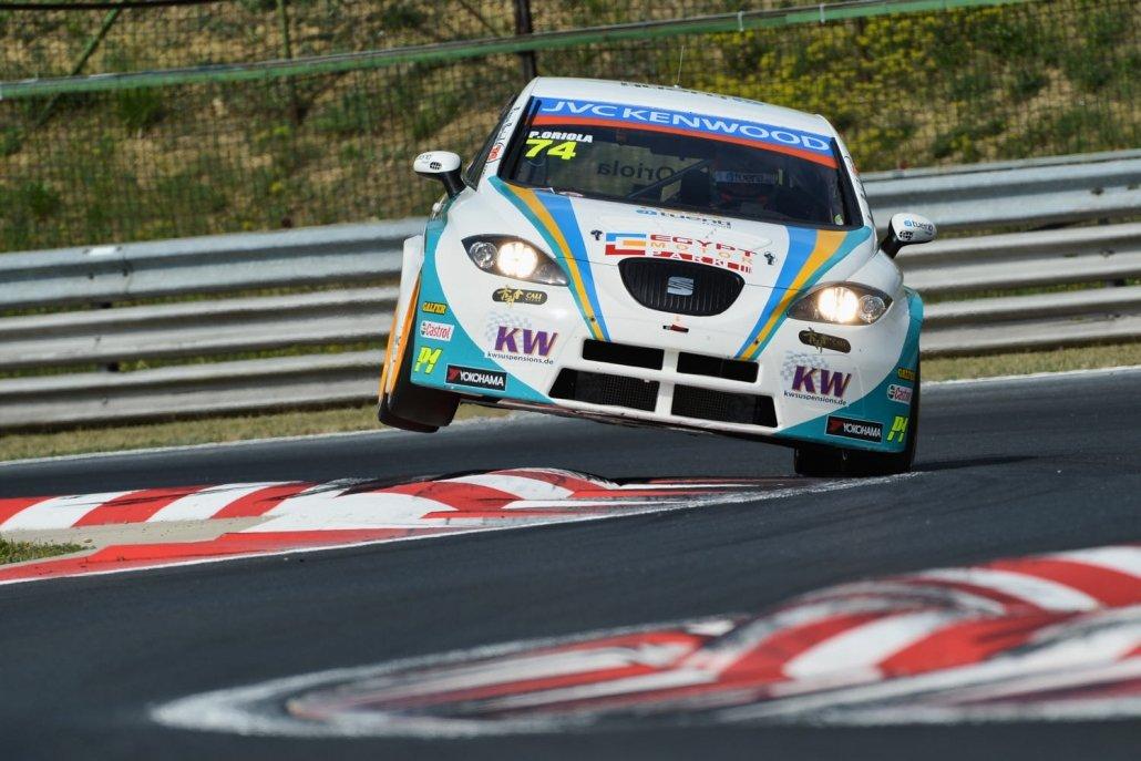 Jordi Oriola - FIA WTCC