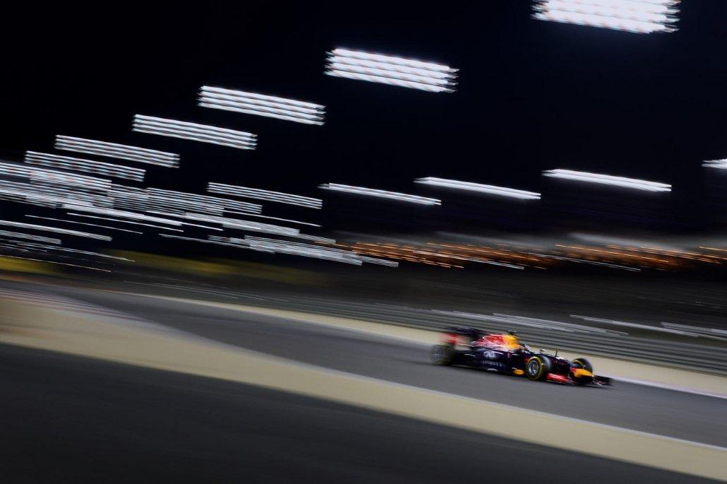 Sebastian Vettel - RedBull Racing