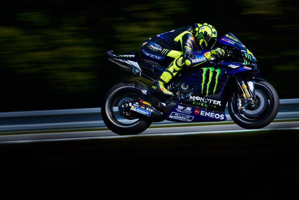 Valentino Rossi - Yamaha Moto GP