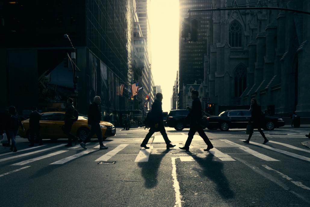 5th avenue, New York