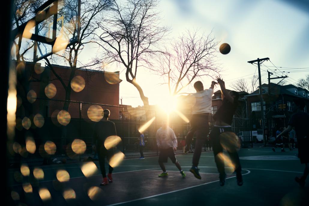 Basketball, New Jersey